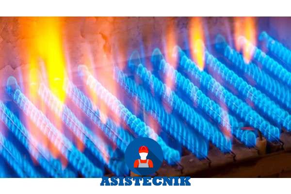 mantenimiento calentadores de gas en Málaga