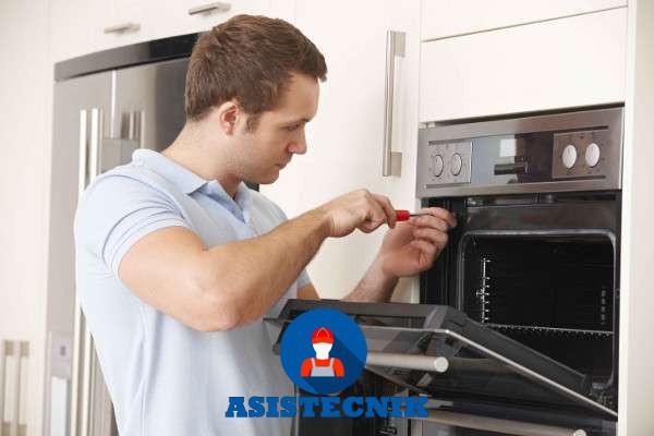 reparación hornos eléctricos en Málaga