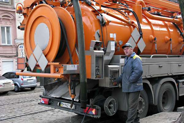 inspección de tuberías con cámara en Bilbao