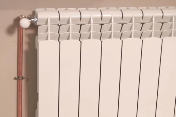 Guía completa para instalar un radiador.