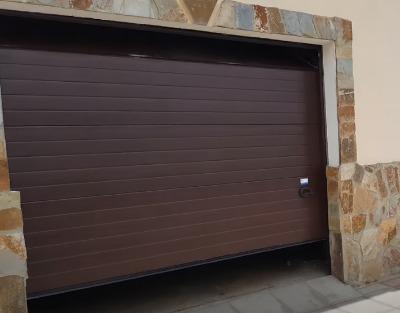 Mantenimiento de puerta automática